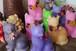 アートなボタニカル猫キャンドル