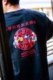 中華娯楽團 T-shirt/Black