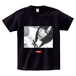 minario / PHOTOGRAPH T-SHIRT BLACK