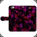 #024-003 病み系 iPhone8対応 オリジナルデザイン《    》 手帳型iPhoneケース ・ 手帳型スマホケース 全機種対応 作:秋夜 Xperia ARROWS AQUOS Galaxy HUAWEI Zenfone