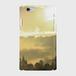スペインの朝陽 側表面印刷スマホケース iPhone6/6s ツヤ有り(コート)
