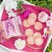 【情熱の女神 PELE】レッドベルベット・ココナッツクッキー 袋入り・女神のメッセージカード付