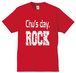 Chu's day. ROCK Tシャツ