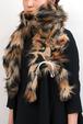 leopard / shirokuma muffler