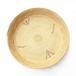 フラニ族の平かご 柄3 / Fulani Basket Pattern 3