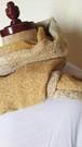 上質シルク 手織りストール 338