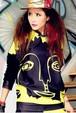 pop1210レディース スウェットシャツ トレーナー ヒップホップ衣装 HIPHOPダンスウェア 大きいサイズ 秋物 プルオーバー パーカー