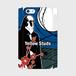 花札ブルー iPhone5/5s/SE ツヤ有り(コート)