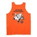 JESUS AUTOMOTIVE TANKTOP(ORANGE)[TH9S-011]