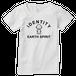 IDEAS/エンブレムTシャツ 105W-WH-レディース