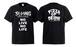 【SLANG x PIZZA OF DEATH】ドネーション付きTシャツ