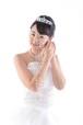 【0177】ポーズを取る花嫁