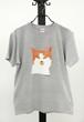 ネコTシャツ #027(色違い)