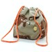 『the girls』chocolate chips military bag