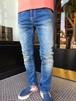 Nudie Jeans ヌーディージーンズ THIN FINN シンフィン FLOOD USED(441)