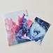 // kuro note postcard set