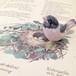 DISSING KERAMIK デンマーク製 小鳥のオブジェ