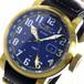 インヴィクタ INVICTA クオーツ メンズ 腕時計 18889 ブルー/ゴールド ブルー