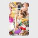 ▪️Galaxy S5(SC-04F/SCL23)用 Kane Dennis × Atelier Lapinus コラボ Galaxy S5(SC-04F/SCL23)スマホケース 側表面印刷 ツヤ有り(コート)