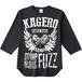 KAGERO VI 3/4 SLEEVE - BLACK