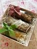 オリジナルケイク3種詰め合わせ  タブリエ人気の焼き菓子です。ティータイムにぴったり!お土産にいかがですか?