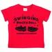 SWiNGiNG R&R キッズTシャツ (90サイズ/レッド)