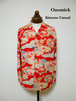 着物アロハシャツ Kimono Aloha Shirt AL-629/L