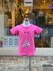 KIDS:OFFICIAL TEAM【オフィシャルチーム】TOKYO T-SHIRT(ピンク/90〜140cm)東京Tシャツ