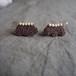 Scallop Beads Earrings