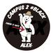 """""""CAMPUS 2 """" BLACK"""