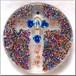 サークル オルゴナイト《クロス・無原罪の聖母 メダイ》
