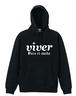 【viver day off】viverドライジャージープルオーバーパーカー【VD-OTOP-001】