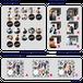 【イベント会場特典付き】小松昌平の盤・番・絆! 第9回、第10回 グッズセット