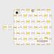 手帳型iPhoneケース/ひよこさんいっぱい