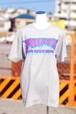 スーパーレスキュウメルトロゴ Tシャツ グレー