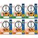 ◆ゆうパケット送料無料◆減塩 煮豆セット〔昆布豆×3、野菜豆×3〕カネハツ・豆・メーカー直送・お弁当・おかず