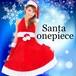 コスプレ サンタクロース ホルターネック  ワンピース クリスマス ch002
