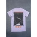 bricollage T-shirts / purple