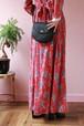 Christian Dior round shoulder bag
