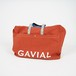 BIG SHOULDER BAG (ORENGE) / GAVIAL