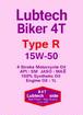 Motorcycle Engine Biker 4T Type R