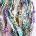 【手紡ぎ糸 a-16】コイルのアートヤーン01