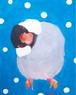 POST CARD♯桜文鳥