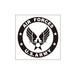 ミリタリーステッカー アメリカ空軍マーク(旧)2