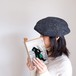 ベレー帽 【Wool beret】-  paisley -