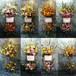 おまかせ20,000円2段のスタンド花
