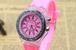 カラフル腕時計(薄ピンク)