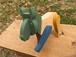 木のおもちゃ・Iroki  Animal    ウマ