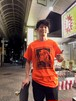 "Ahoka From Osaka Tshirts 2015 ""Treevisions collabo"" Orange"