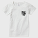 【送料無料】にせぽっけTシャツ WOMEN WHITE